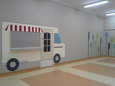 Pomysł na stołówkę szkolną - Szkoła Podstawowa nr 1 w Sycowie.