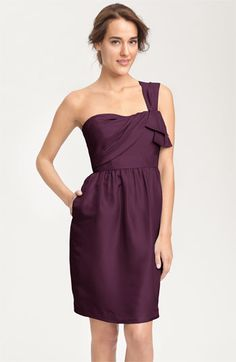 Jenny Yoo Convertible Shantung Dress | Nordstrom