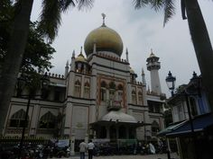 The Sultan Mosque at Kampong Klam