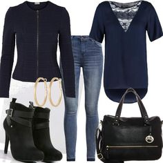 Navy Moda #fashion #mode #look #style #trend #outfit #sexy #luxury #stylaholic