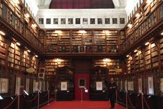 12 Must Do Experiences in Milan - Ambrosian Library - Milan, Italy founded in 1609 | AFAR.com