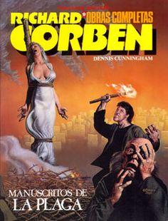 Obras completas de Richard Corben Nº 09: Manuscritos de la plaga