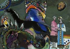 Exposição 'Kandinsky', no Rio, já recebeu 60 mil visitantes - Cultura - Estadão