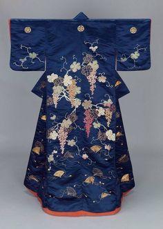 uchikake, late Edo/early Meiji