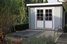 Pultdach Gartenhaus Maria (ISO) Penthouse roof garden house model & A-Z Gartenhaus-GmbH The post Penthouse roof garden house Maria (ISO) appeared first on Leanna Toothaker. Garage Doors, Shed, Home And Garden, Outdoor Structures, Patio, Outdoor Decor, Home Decor, Terrace, Drinking