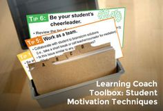 Learning Coach Toolbox: Simple Student Motivation Techniques to Remember > Virtual Learning Connections | A Virtual School Blog by Connections Academy http://www.connectionsacademy.com/blog/posts/2014-02-13/Learning-Coach-Toolbox-Simple-Student-Motivation-Techniques-to-Remember.aspx