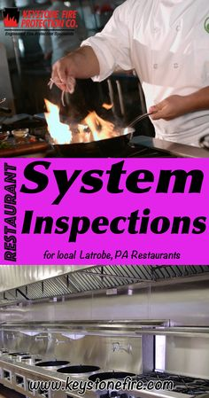 Restaurant System Service Latrobe, PA (215) 641-0100 This is Keystone Fire Protection.  Call us Today for all your Fire Protection needs!Restaurant System Experts are standing by...