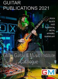 GMI – Guitar & Music Institute 2021 Catalogue
