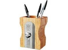 Sharpener pen pot