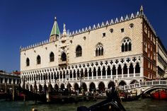 Doge's Palace by Paolo Perricelli