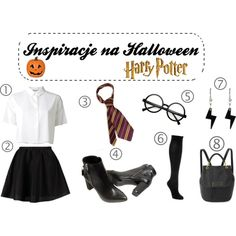 """halloween inspirations - Hermione costume"" by kassildah on Polyvore"