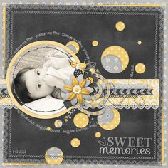 Sweet Memories - the Shabby Shoppe Scrapbooking Gallery