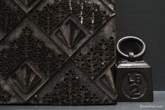 such a lovely print block #design