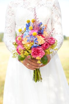 #brautstrauß Gypsy Love: Inspirationen für eine entspannte Tipi Hochzeit | Hochzeitsblog The Little Wedding Corner