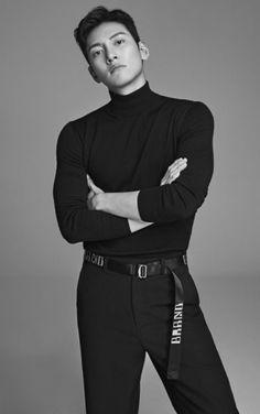 Ji Chang Wook >' '< by Glorious Ji Chang Wook Abs, Ji Chang Wook Smile, Ji Chan Wook, Park Hae Jin, Park Seo Joon, Korean Men, Asian Men, Dramas, Ji Chang Wook Photoshoot