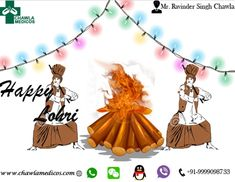 On this joyous night… dance and make merry… fill your heart with joy… Happy Lohri! www.chawlamedcos.co.in #happylohri #chawlamedicos #ravindersinghchawla #Hepatitisc #HIV #Anticancer #Hepatitisctreatment #HIVtreatment #anticancertreatment #Hepatitscmedicineexporter #hivmedicineexporter #anticancermedicineexporter #exportersofmedicines #exportglobally