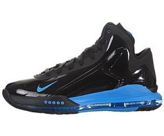 3a1ade5866886 Nike Hyperflight Max Mens (Black   Blue Hero) Nike zoom unit with a  visible
