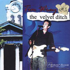 Tim Wray - Velvet Ditch, Blue