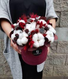 Seashell Bouquet, Dried Flower Bouquet, Hand Bouquet, Dried Flowers, Flowers Nature, Exotic Flowers, Pretty Flowers, Flower Box Gift, Flower Boxes