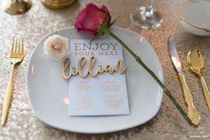Laser Cut Escort Names, wedding table ideas, wedding menus, boho, rustic