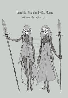 Beautiful Machine: Metharom concept art I by Wrinki on DeviantArt