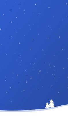 Holiday snow #iPhone6 #Wallpaper