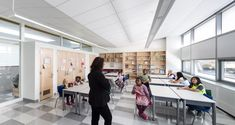 Gallery of The Kathleen Grimm School for Leadership and Sustainability at Sandy Ground / SOM - 10