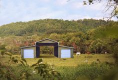Metal & Pole Sheds | Lot of Faith Outdoor Structures, LLC