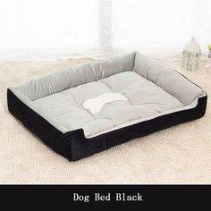 Loghot Pet Supplies Kennel Nest for Cats and Dogs Oxford Cloth Bed Shape with Bones Printing * Check out the image by visiting the link. (This is an affiliate link and I receive a commission for the sales)