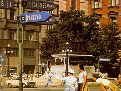 Belgrade 1970's, SFR Yugoslavia.