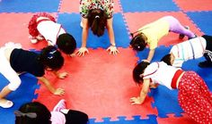 My Kids Yoga Teacher Training has changed my teaching style tremendously. With more classes I teach, the more I grow as a teacher as well. I used to be so nervous and stressed everytime I han…