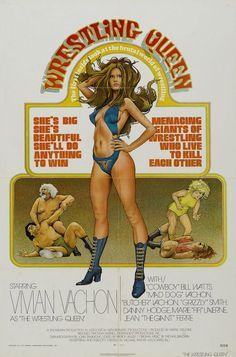 Wrestling Queen (1975)