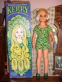 Crissy doll friend Kerry