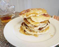 Bacon pancakes makin' bacon pancakes
