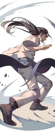 Neji Hyuuga noes uchija sin embargo posee una habilidad deribada del sharingan