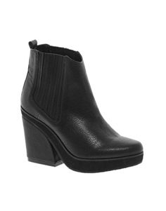 ASOS AVENGER Chelsea Ankle Boots  Come on #Asos! Restock these babies!