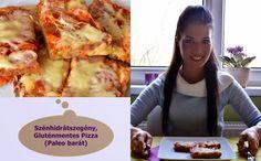 Éhezésmentes Karcsúság Szafival: Paleo barát répás pizza (paleo pizza)