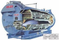 Boiler Operation, Steam Boiler, Oil Refinery, Relative Humidity, Jet Engine, Technical Drawing, Mechanical Engineering, Fireplace Design, Cool Pictures