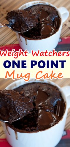 ONE POINT MUG CAKE! WW POINT: 1 This chocolate mug cake recipe has no eggs and can be made for one or two (if you like to share). It is one of the easiest dessert recipes you'll ever make and you'll never make another mug cake ... #mugcake #skinnyrecipe #skinny #weightwatchers #delicious #weight_watchers #desserts #food #skinnydesserts #onepointrecipe #smartpoints #ww #healthyrecipes #dessert #recipes #kidsfood #cake #homemade #lowcarb #ketorecipes #healthy #cakes #mug_cake #tasty