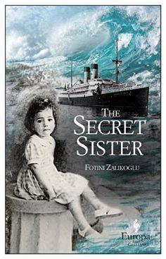 The Secret Sister by Fotini Tsalikoglou.  seen on FridayReads.