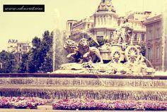 Cibeles Fountain - Madrid