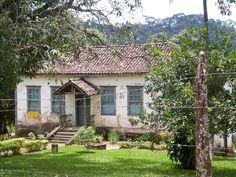 Fazenda antiga - Rio Novo (MG)