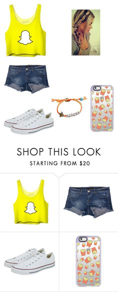 """""""Untitled #675"""" by jessica-smith-xxv ❤ liked on Polyvore featuring Klique B, Converse, Casetify and Venessa Arizaga"""