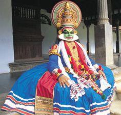 King.  Kathakali
