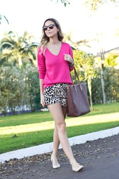 Look – Pink Sweater