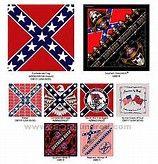 rebel flag plastic canvas pattern - Bing Images