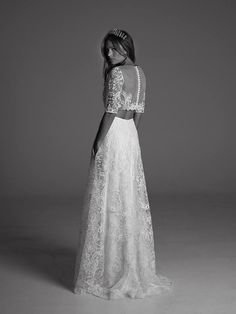 The Rime Arodaky Mystical Love Collection for 2017 // see all the gorgeous dresses from the collection on www.onefabday.com