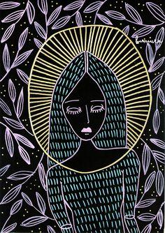 Ilustração de Bi Miura