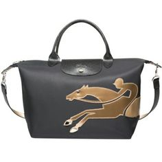 561968f622b3 Pre-order Longchamp Year Of The Horse Limited Edition for $0 on Carousell  Unique Handbags