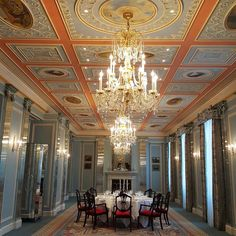Welcome to Regency London circa TheLanesborough's elegance and comfort is impossible to describe. I've never seen peaches, blues and reds work so well together! Visit Britain, Exeter, Better Together, Lake District, Peaches, Regency, Blues, Ceiling Lights, London
